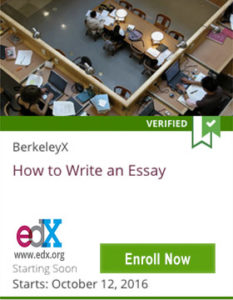 Links to How to Write an Essay
