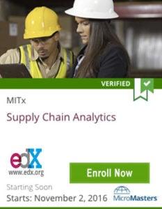 Links to Supply Chain Analytics