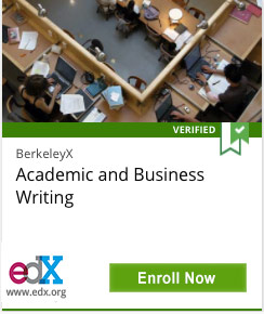 Links to Academic and Business Writing Course
