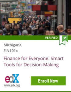 Links to Finance for Everyone course