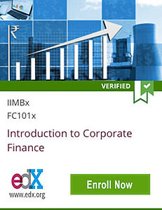 Links to Introduction to Corporate Finance course