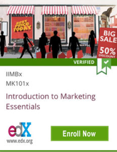 Links to Introduction To Marketing Essentials course