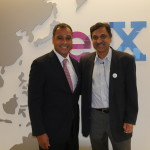 photo of hour of code event at edX
