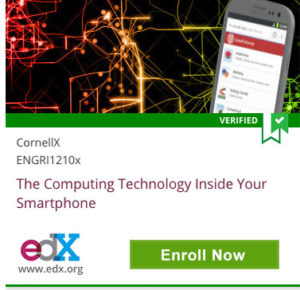 Link To The Computing Technology Inside Your Smartphone from CornellX