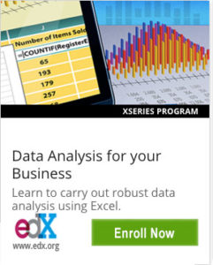 Link To Data Analysis for Your Business Course from DelftX