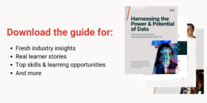 Download the guide for fresh industry insights, real learner stories, top skills, and more