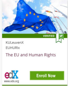 Link To The EU and Human Rights from KULeuvenX
