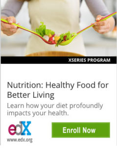 Link To Nutrition X-Series from WageningenX