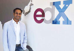 Amit Goyal at edX