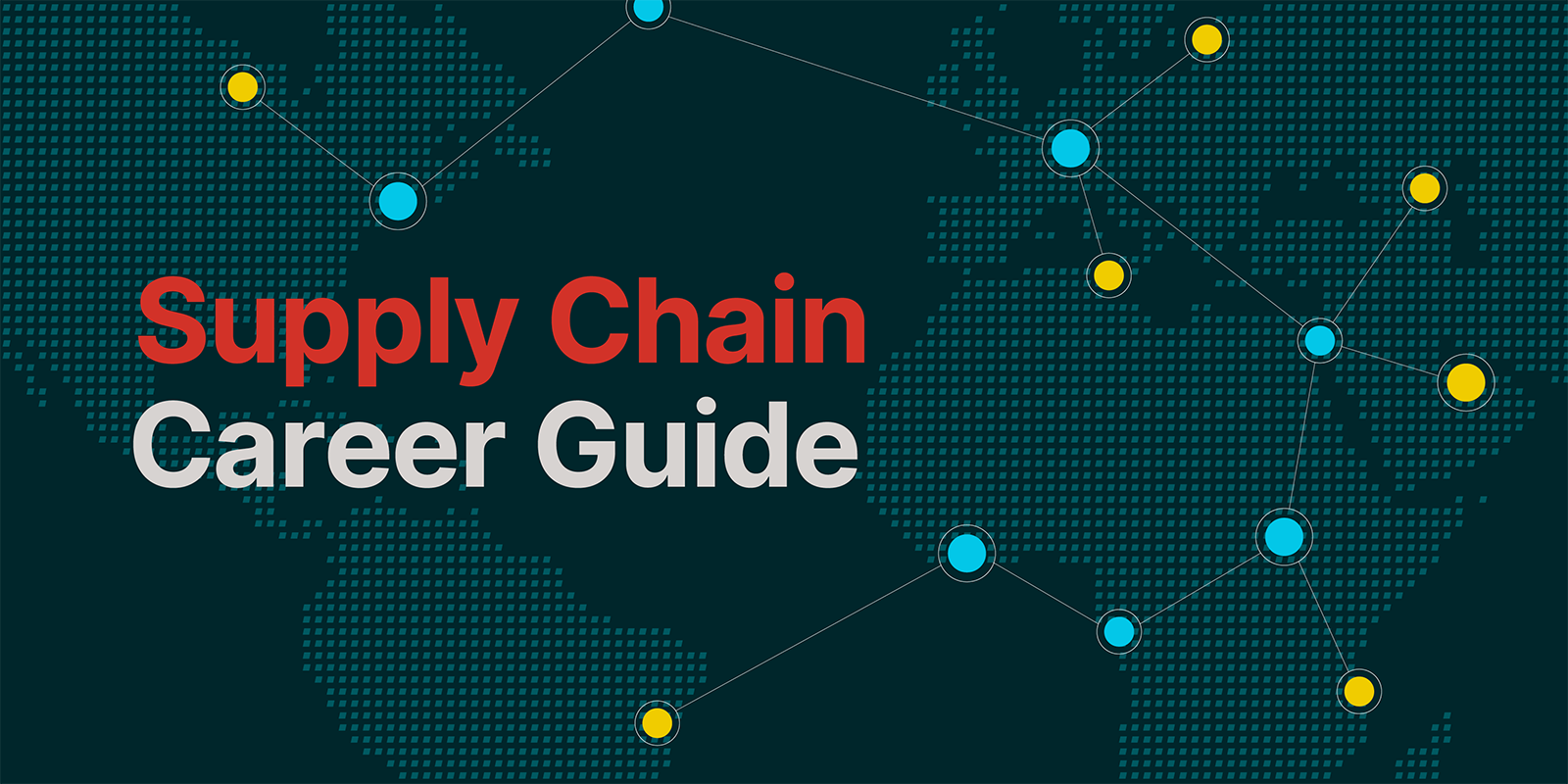 Supply chain career guide