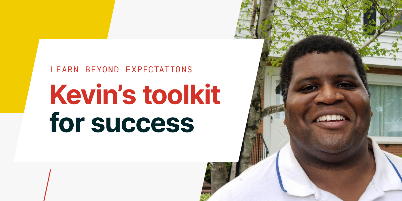 Kevin's Toolkit For Success